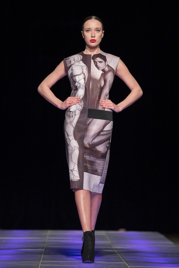 Tuyết Lan làm vedette trong show của Lý Quí Khánh tại New York Fashion Week 2015 33