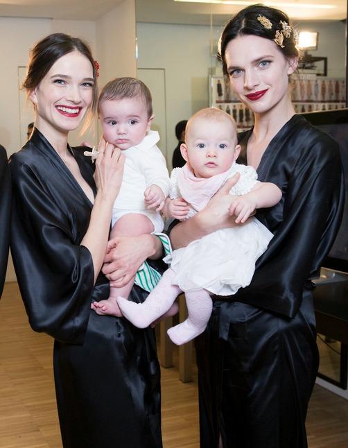 Dolce & Gabbana gây ấn tượng với show diễn toàn em bé 6