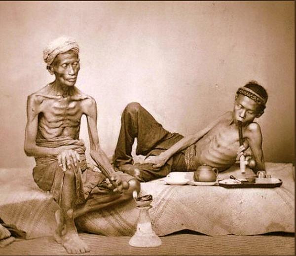 Năm 1861, Khi Miền Nam Nước Ta Còn Nằm Dưới Quyền Bảo Hộ Của Pháp, Thuốc  Phiện Được Sử Dụng Rất Ít Ở Việt Nam. Tuy Nhiên, Theo Làn Sóng Hoa Kiều ...