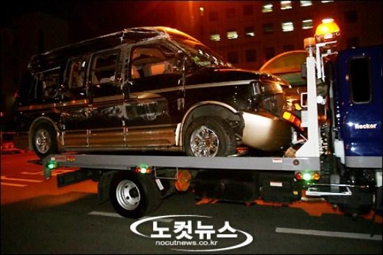 Những tai nạn giao thông kinh hoàng của sao Hàn 1
