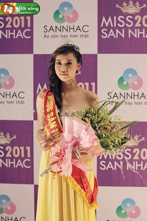 Toả sáng với Miss Sàn Nhạc 2012 1