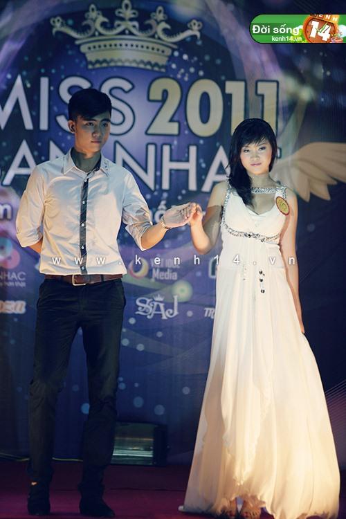 Toả sáng với Miss Sàn Nhạc 2012 4