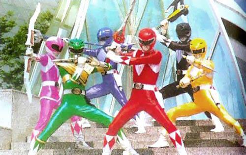 Power Rangers mới sẽ bắt đầu phát sóng vào năm 2011.