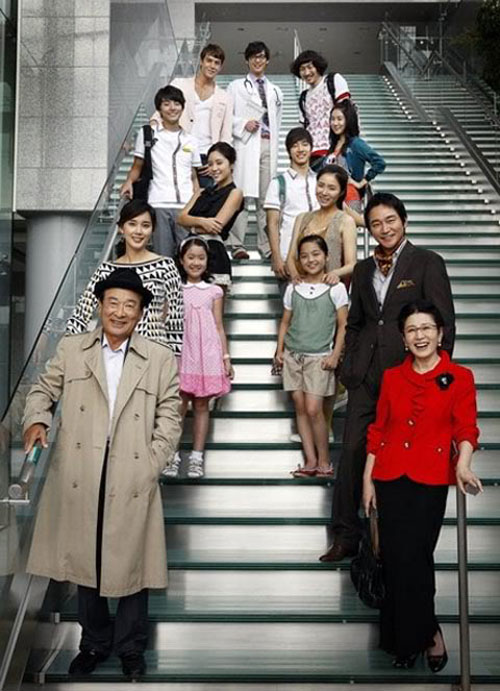 """Không quá bất ngờ khi danh hiệu """"Bộ phim kết thúc lãng xẹt nhất"""" được trao  cho sitcom nổi tiếng của đài MBC, High Kick Through The Roof (High Kick phần  2)."""