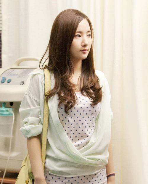 T M Tia Style C A Park Min Young Trong City Hunter