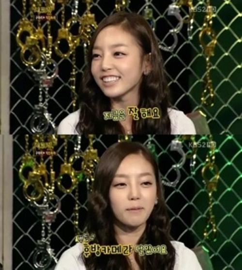 "Jessica (SNSD) ""phát tán"" bí mật của Goo Hara (KARA)"