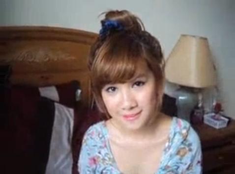 Nghi lộ ảnh nóng của hot girl bán hàng online Minh Thảo 8