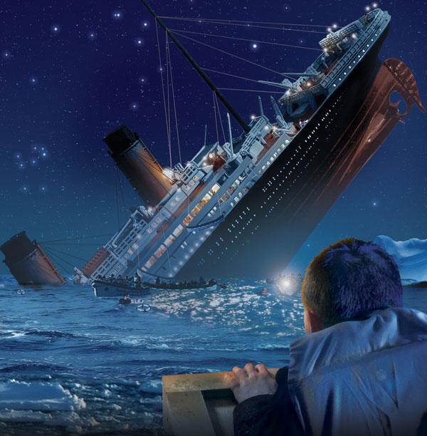 Giả Thuyết Lời Nguyền X 225 C ướp ảo ảnh Quot H 227 M Hại Quot T 224 U Titanic