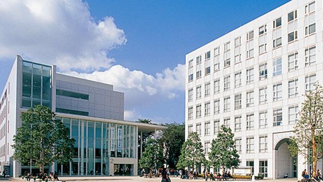 Image result for trường đại học quốc tế tokyo