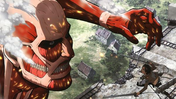 """Mùa đầu anime """"Attack On Titan"""" nhận được sự yêu thích nồng nhiệt"""