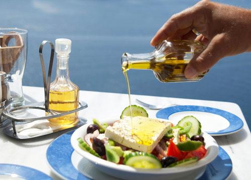 Muôn màu muôn vẻ với ẩm thực Hy Lạp 4
