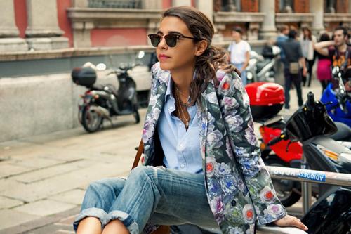5 kiểu áo khoác bạn cần có cho Thu/Đông 2012 5
