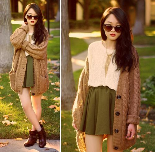 5 kiểu áo khoác bạn cần có cho Thu/Đông 2012 10