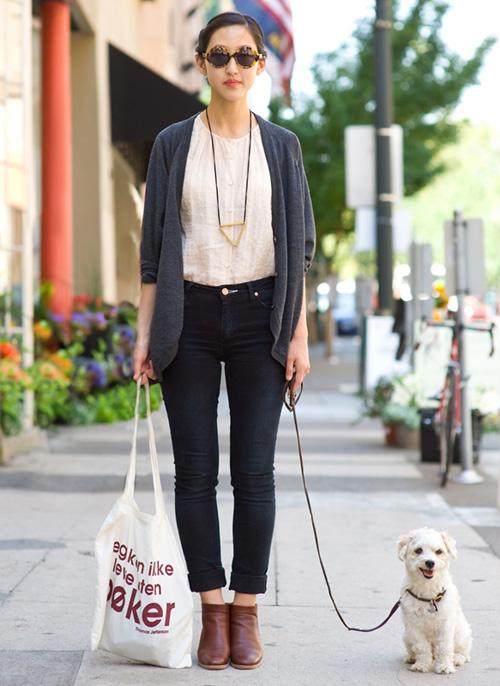 5 kiểu áo khoác bạn cần có cho Thu/Đông 2012 11