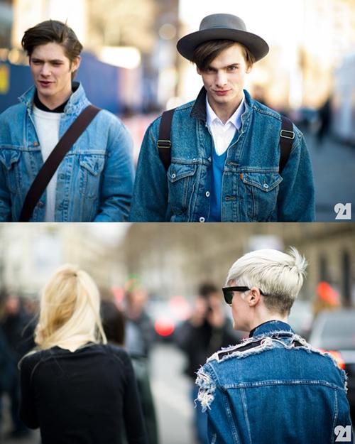 5 kiểu áo khoác bạn cần có cho Thu/Đông 2012 13