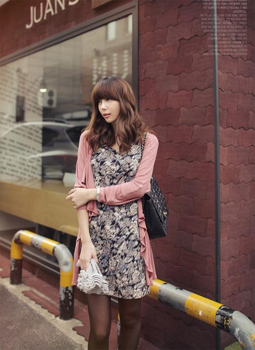 Học nhanh vài tip mix đồ Thu/Đông từ Jiyeon (T-ara) 37