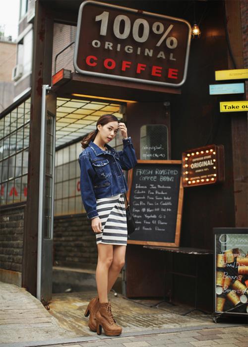Học nhanh vài tip mix đồ Thu/Đông từ Jiyeon (T-ara) 40