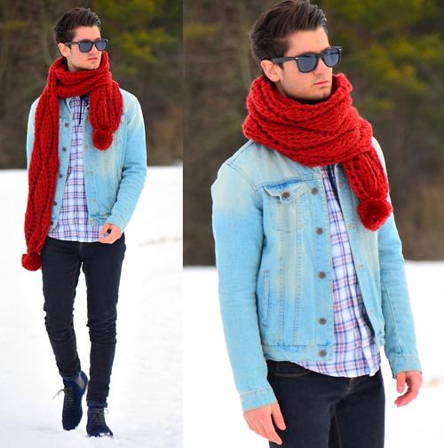 9 mẫu khăn tiện dụng ai cũng cần cho mùa lạnh 3