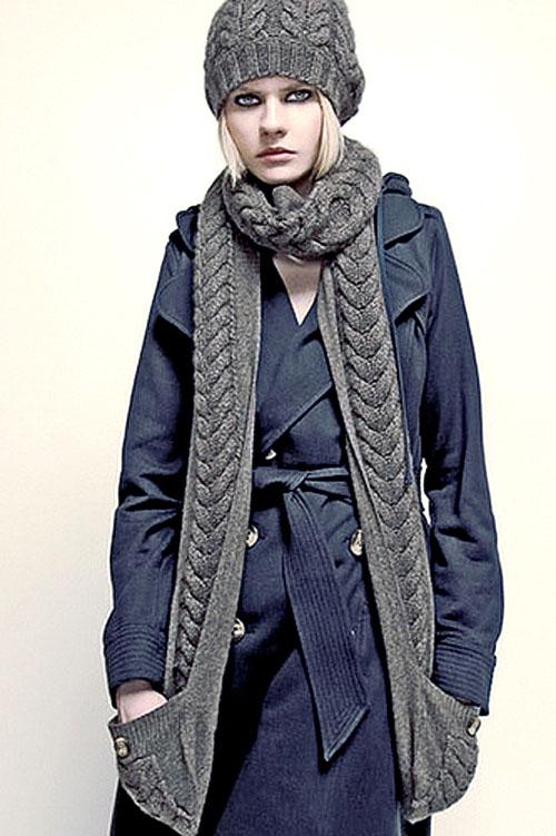 9 mẫu khăn tiện dụng ai cũng cần cho mùa lạnh 8