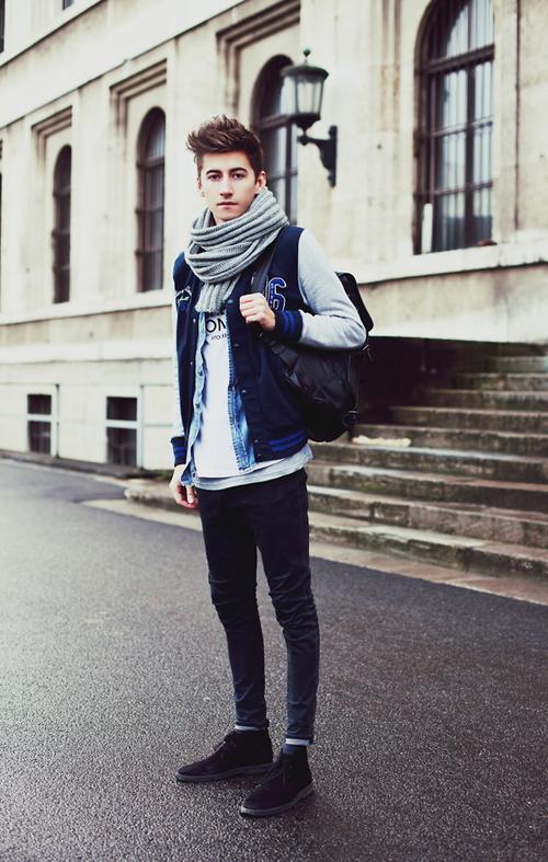 9 mẫu khăn tiện dụng ai cũng cần cho mùa lạnh 14