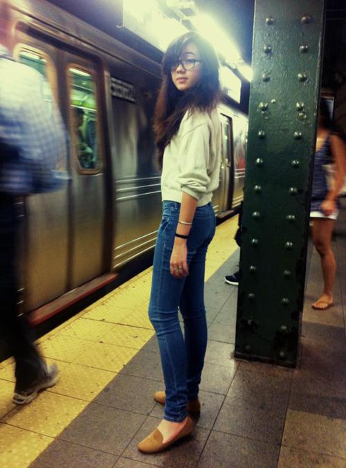 Điểm danh 5 hot girl mặc đẹp nhất năm 2012 2