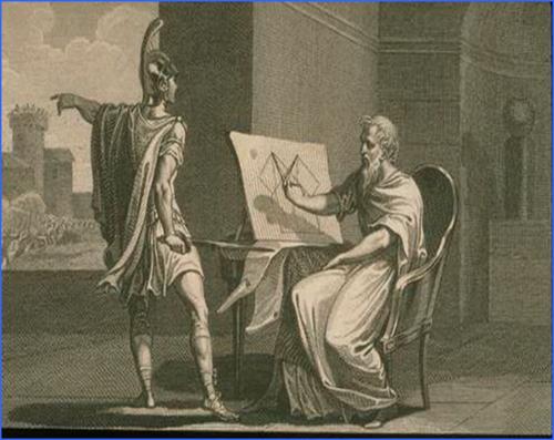 Acsimet và câu chuyện về chiếc vương miện 2