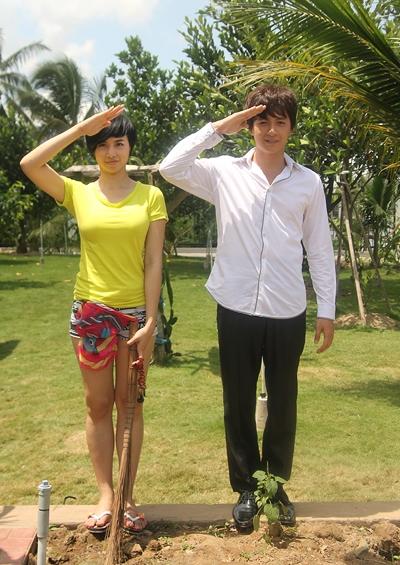 Những cặp đôi oan gia của màn ảnh Việt 21