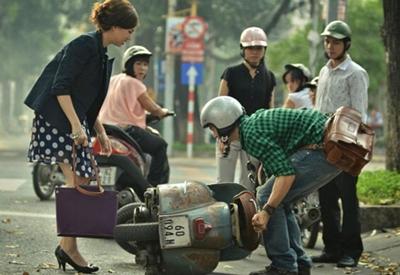 Những cặp đôi oan gia của màn ảnh Việt 15