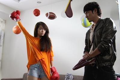 Những cặp đôi oan gia của màn ảnh Việt 12