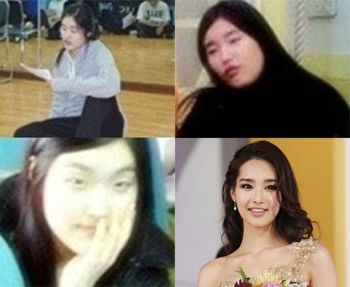 Nhan sắc thật của Hoa hậu Hàn được so sánh với Trương Thị May 7