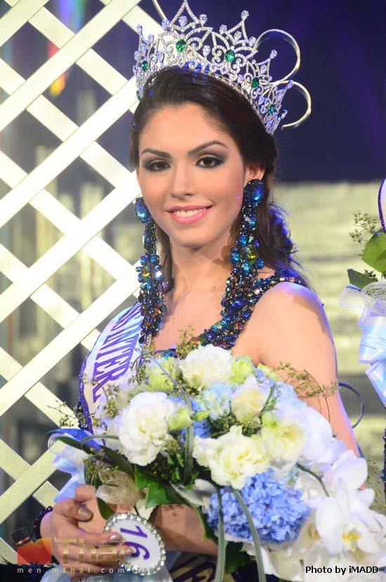 Người đẹp Brazil đăng quang Hoa hậu Chuyển giới Quốc tế 2013 1