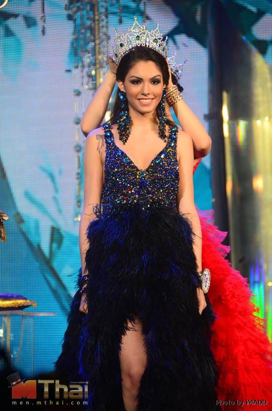 Người đẹp Brazil đăng quang Hoa hậu Chuyển giới Quốc tế 2013 4