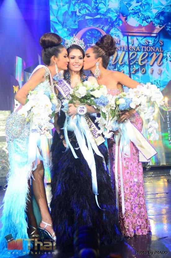 Người đẹp Brazil đăng quang Hoa hậu Chuyển giới Quốc tế 2013 9