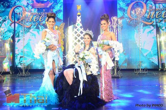 Người đẹp Brazil đăng quang Hoa hậu Chuyển giới Quốc tế 2013 11