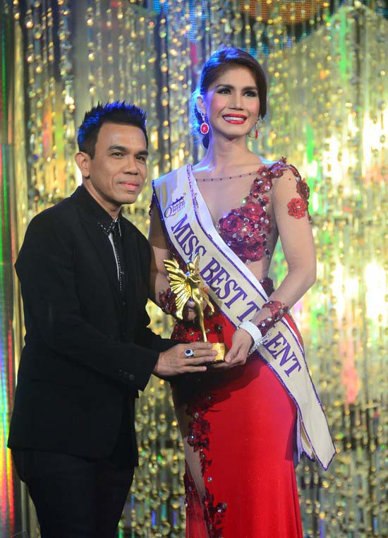 Người đẹp Brazil đăng quang Hoa hậu Chuyển giới Quốc tế 2013 18