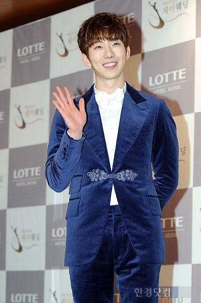Idol Hàn xúng xính dự đám cưới như mơ của Sunye (WGs) 10