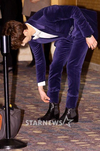 Idol Hàn xúng xính dự đám cưới như mơ của Sunye (WGs) 11