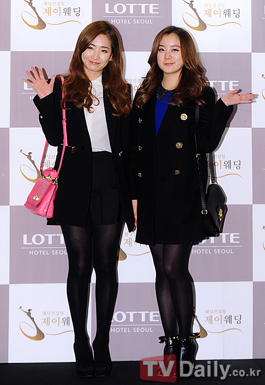 Idol Hàn xúng xính dự đám cưới như mơ của Sunye (WGs) 4