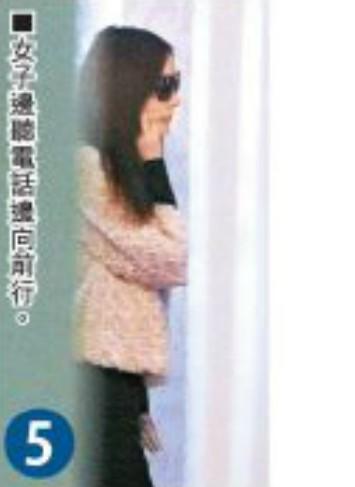 Dương Mịch bị tóm ảnh ra vào bệnh viện thẩm mỹ 6