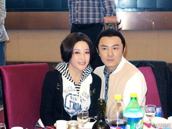 U60 Lưu Hiểu Khánh khoe ảnh hậu trường trẻ đến kinh ngạc 3