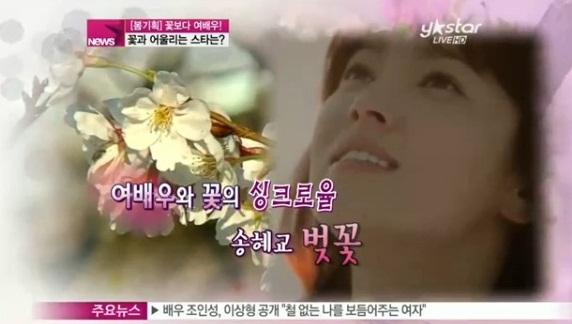 Những mỹ nhân Hàn đẹp như tiên hoa 11