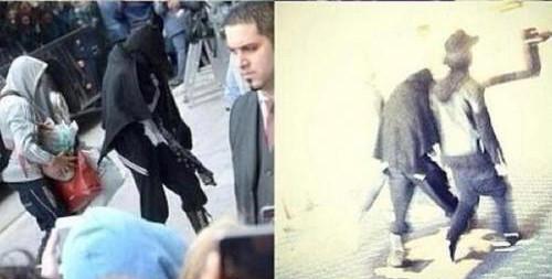 Justin và Selena cùng rời khách sạn ở Thụy Điển 3