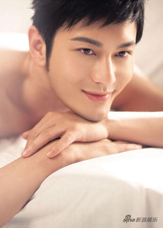 Top 20 mỹ nam điển trai nhất Trung Quốc 10