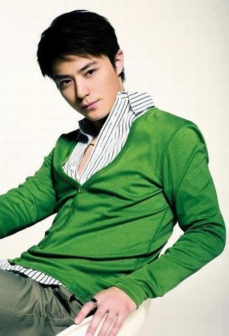 Top 20 mỹ nam điển trai nhất Trung Quốc 11