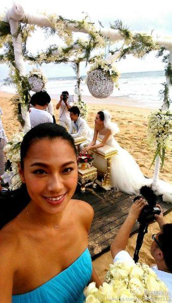Lâm Chí Dĩnh đã bí mật cưới ở Thái Lan 2