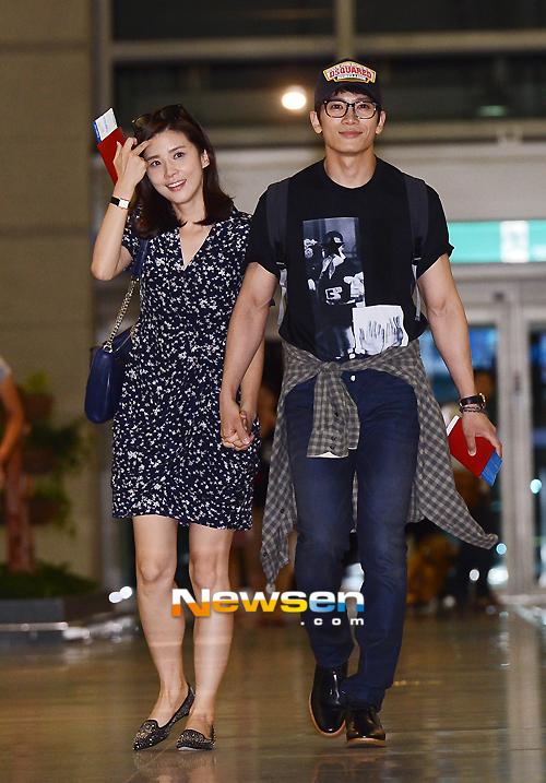 Ji Sung và Lee Bo Young sang Tây Ban Nha chụp ảnh cưới 6