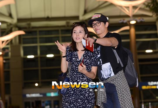 Ji Sung và Lee Bo Young sang Tây Ban Nha chụp ảnh cưới 7