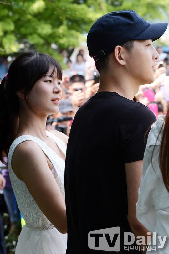 Song Joong Ki vẫn bảnh bao ngày nhập ngũ 5