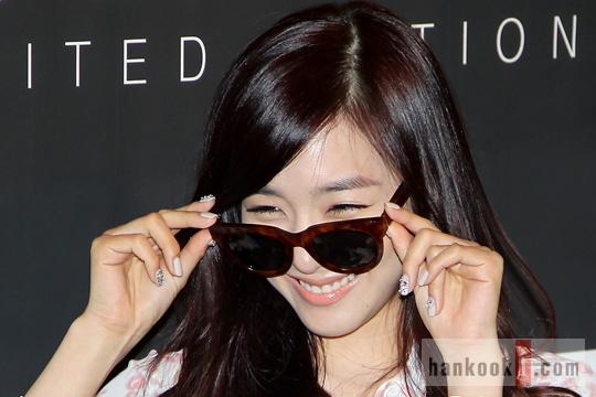 Tiffany (SNSD) khoe sắc rạng rỡ lấn át dàn sao 7