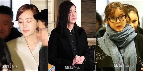"""Người đẹp """"dao kéo"""" Park Shi Yeon đã sinh bé gái 3kg 2"""